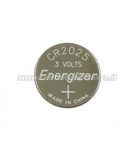 pila al litio CR2025