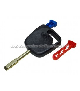 chiave Ford non originale con portatransponder