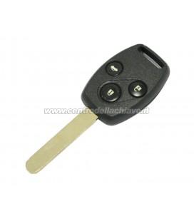 chiave telecomando a 3 tasti Honda (ID:13) non originale -