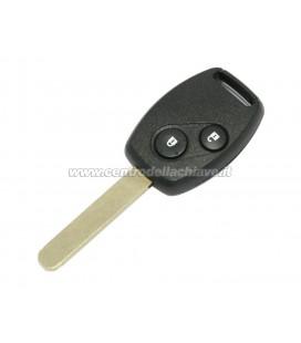 chiave telecomando a 2 tasti Honda (ID:8E) non originale -