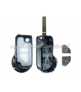 chiave/telecomando 2 tasti Citroen C8/Dispatch - 649091 - 6554SE