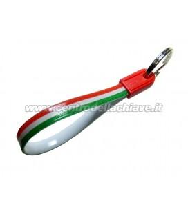 Portachiavi ad anello italia