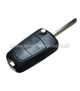 chiave/telecomando 2 tasti Opel Corsa D -  Non originale