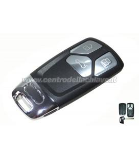 guscio chiave di prossimità Audi 3 tasti