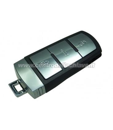 chiave/telecomando a slot Volkswagen 3 tasti non originale - 3C0959752BA