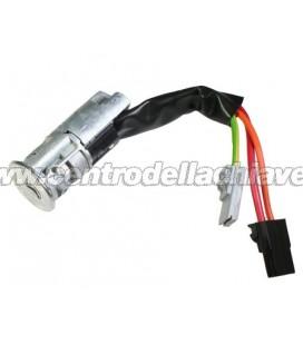 ignition lock (no key encryption) Renault Twingo - 7701047241