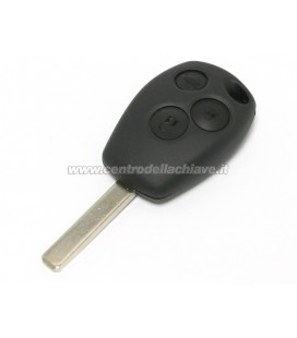 key/remote control 3 buttons Renault Clio lll/Modus - 7701209236