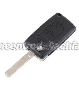 key/remote control 2 buttons Citroen C3 A51/C4 II/DS3 - 6490FT - 6490FS