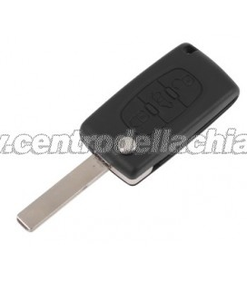 key/remote control 3 buttons Citroen Jumpy 3 - 6490AE - 6490AC