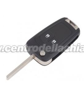 chiave a scatto 2 tasti Opel Insignia/Astra J - 139476