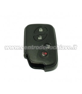 Lexus 4 button smart key -